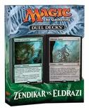 Duel Decks Magic Zendikar vs. Eldrazi 2 Deck Mazzo Duello Inglese