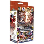 MARVEL DICE MASTERS : CIVIL WAR Gioco da Tavolo