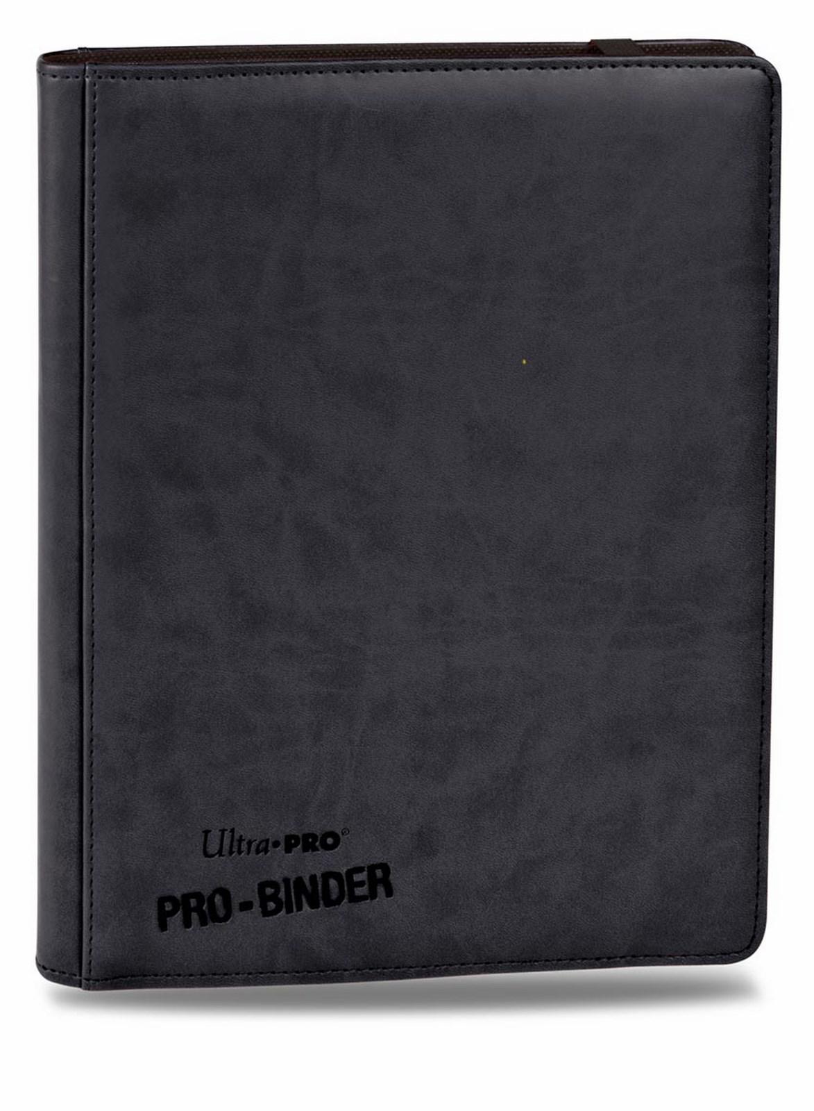 PRO-Binder Album per Carte Ultra Pro Colore Nero 84036