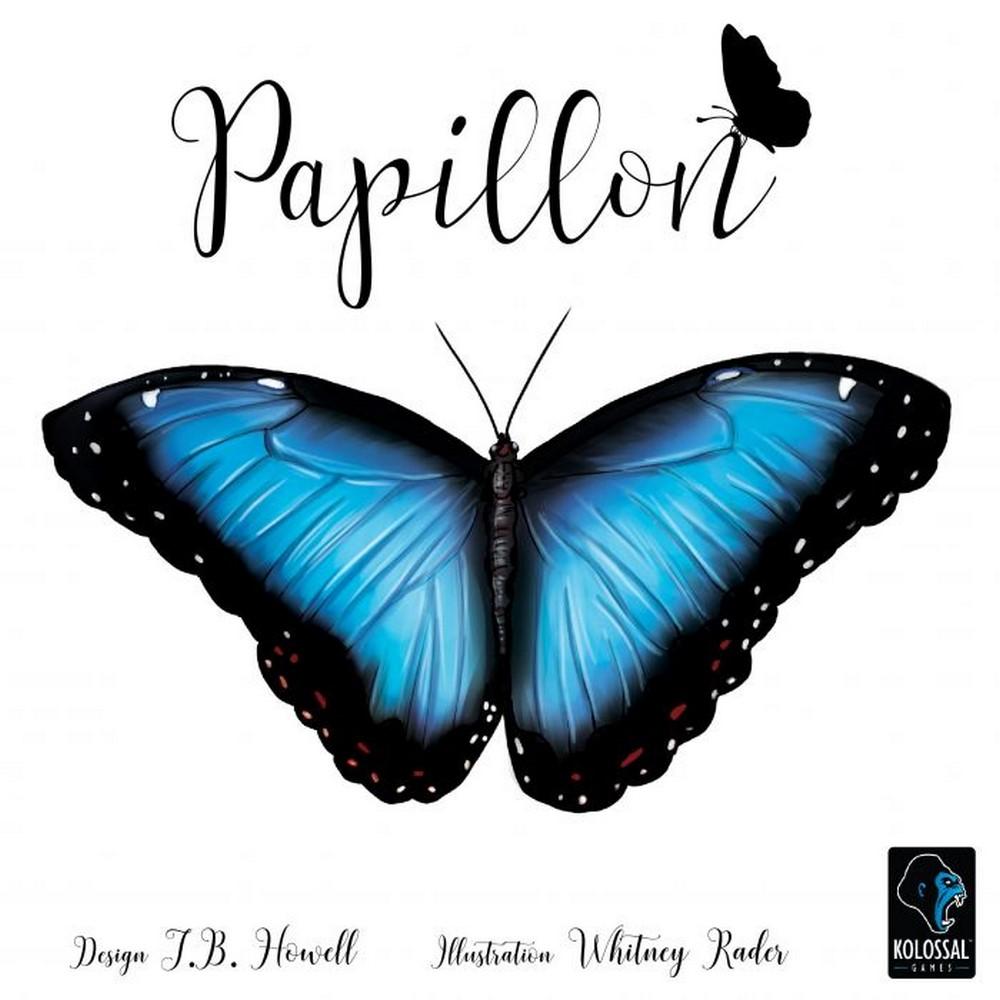 Papillon | Gioco da Tavolo - MagicMerchant.it