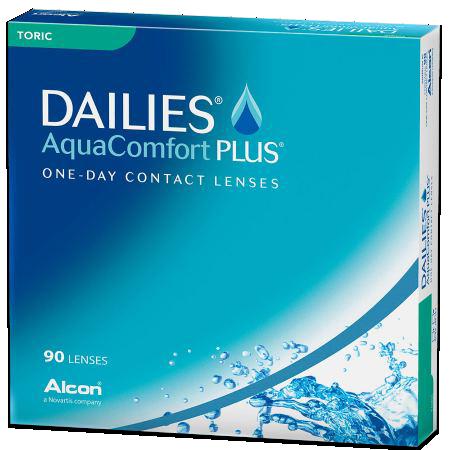 DAILIES® AquaComfort Plus Toric