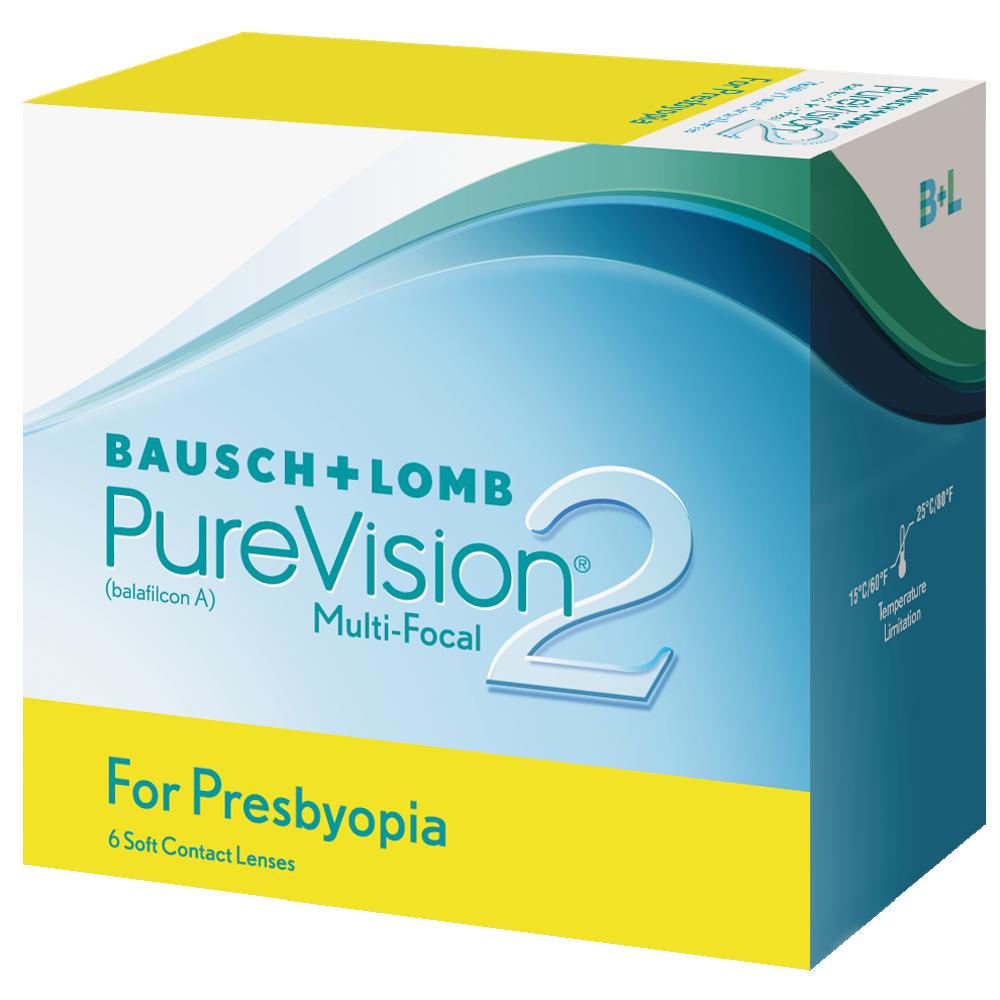 PureVision2 Multi-Focal For Presbyopia