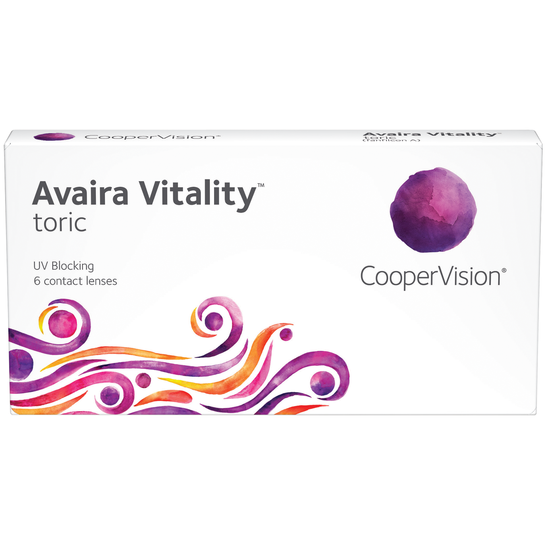 Avaira Vitality™ Toric