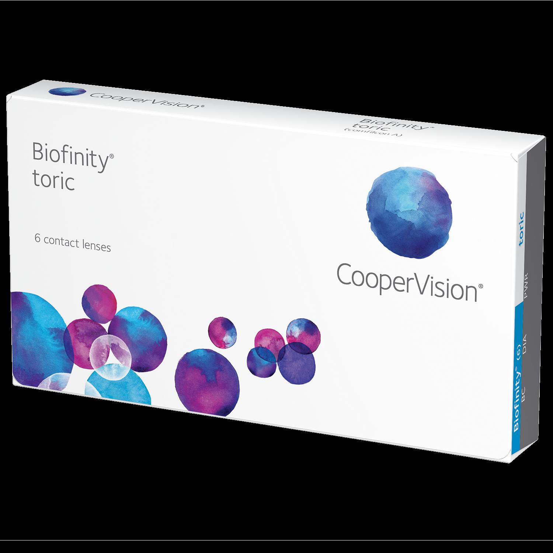 Biofinity® Toric