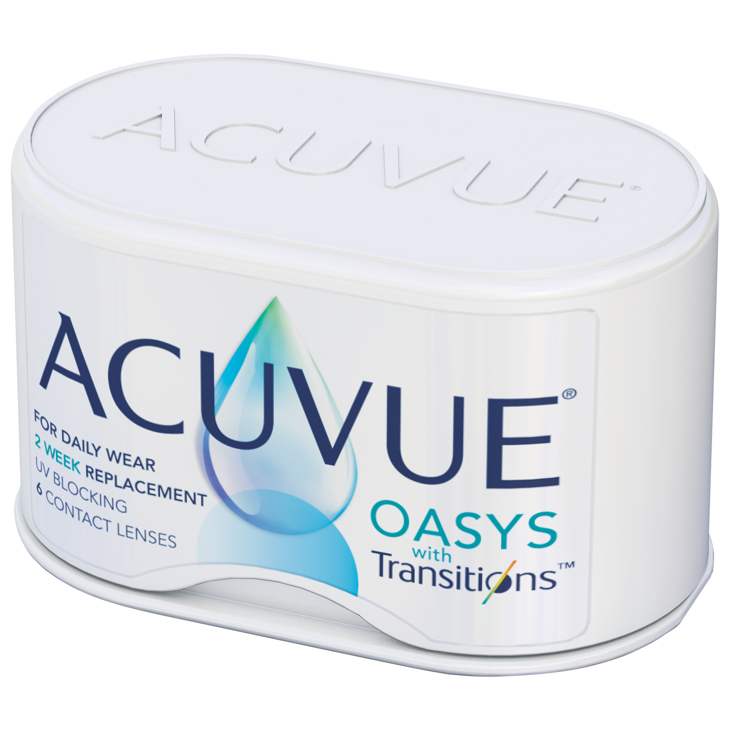 ACUVUE OASYS® with Transitions