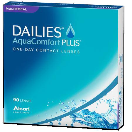 DAILIES® AquaComfort Plus Multifocal