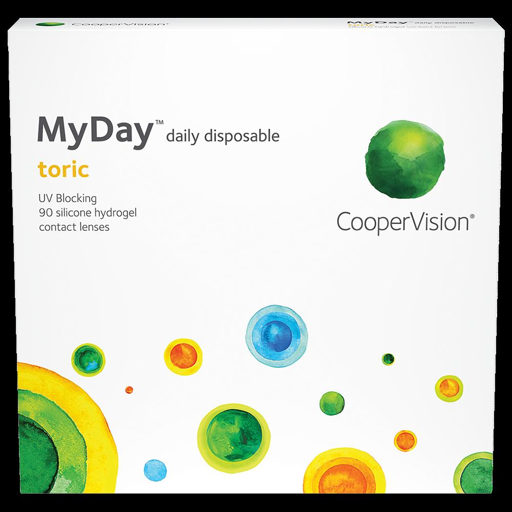 MyDay® toric