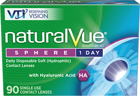 NaturalVue® Sphere 1 Day
