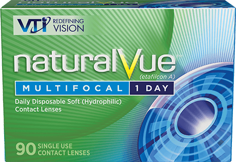 NaturalVue® Multifocal 1 Day