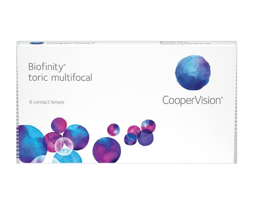 Biofinity Toric Multifocals
