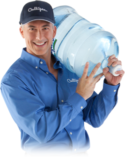 Culligan bottled water delivery