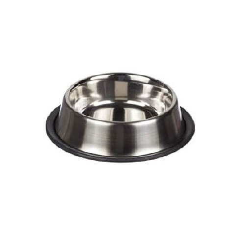 Pequeño - Plato de Aluminio AntiDeslizante / Agla