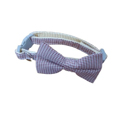 Pequeño - Marron Collar Corbatin / Agla