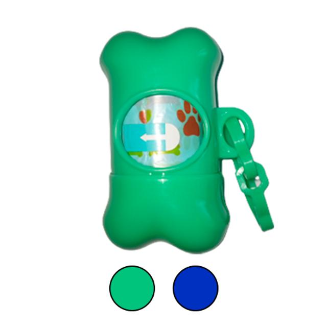 Verde - Bolsitas Recoge Popo / Agla