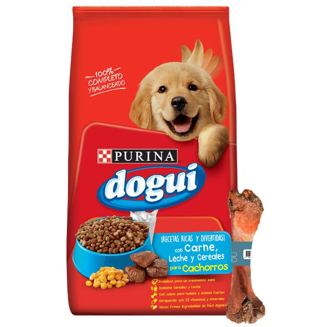 21kg - Cachorro Carne y Leche / Dogui