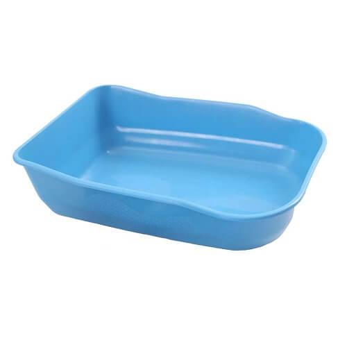 41x30x10 - Arenero Pequeño Azul / Durapet