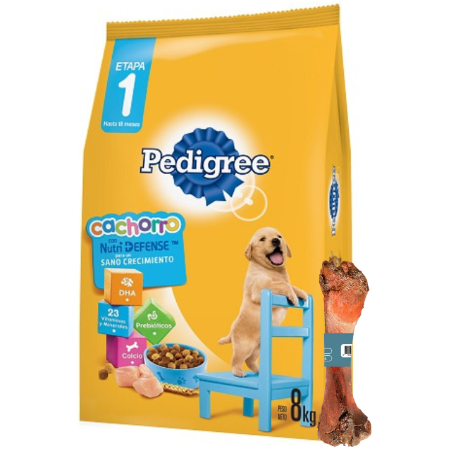 21k - Cachorro Toda Raza / Pedigree