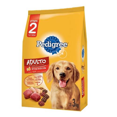 3kg - Adulto Med y Grande / Pedigree