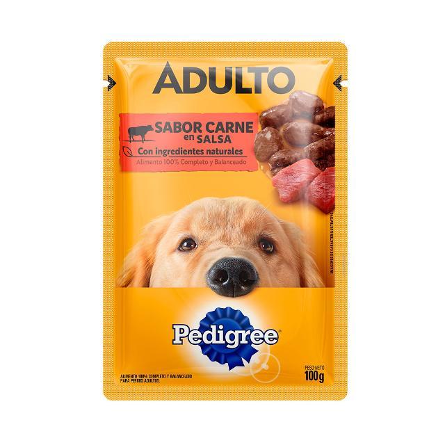 100gr - Adulto Sabor Carne / Pedigree