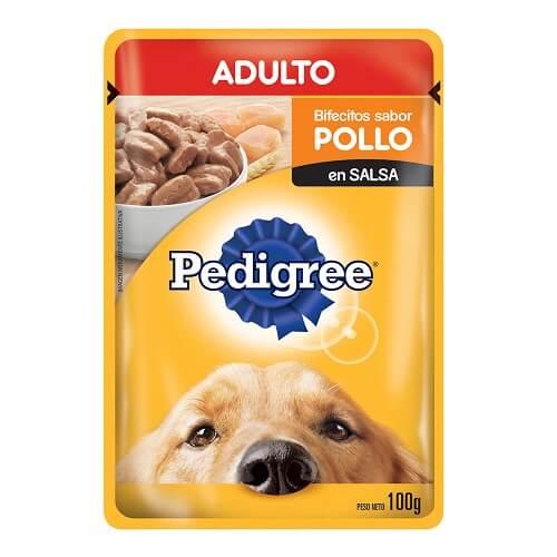 100gr - Adulto Sabor Pollo / Pedigree