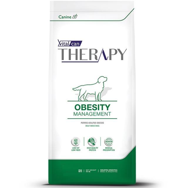15kg - Control de Obesidad Perro / Therapy