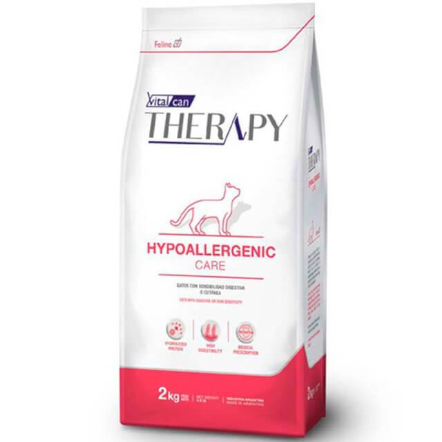 2kg - Hypoallergenic Gato / Therapy