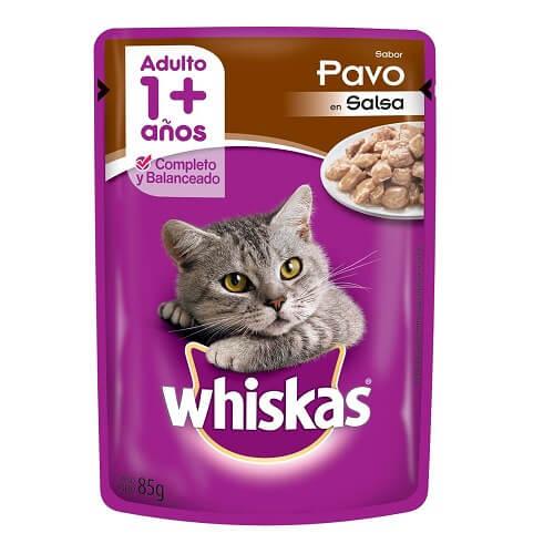 85gr - Gato Adulto Pavo / Whiskas