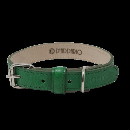 Cuello de 35 a 45cm - Collar Mediana Verde / Rocco