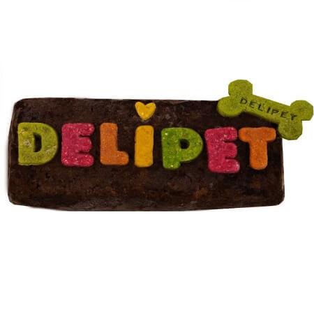450gr - Torta Mediana de Higado de Res / Delipet