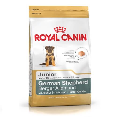 12kg - Pastor Aleman Junior / Royal Canin