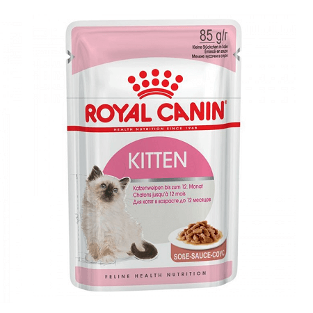 85gr - Kitten / Royal Canin