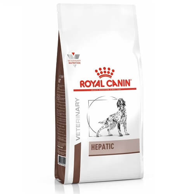1.5kg - Hepatic Perro / Royal Canin