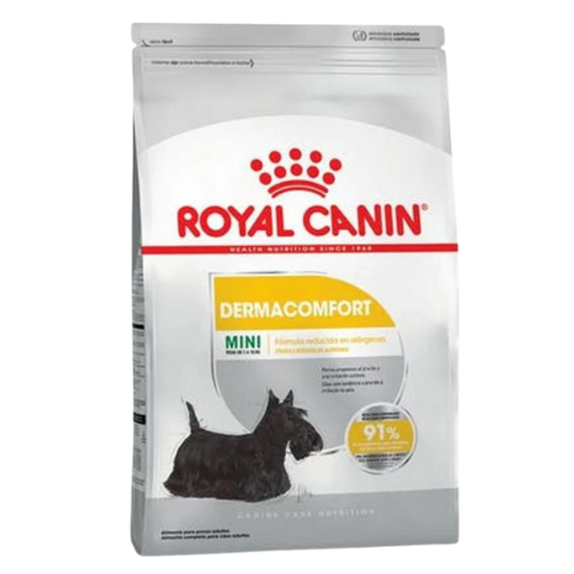 3kg - Mini Dermaconfort Perro / Royal Canin