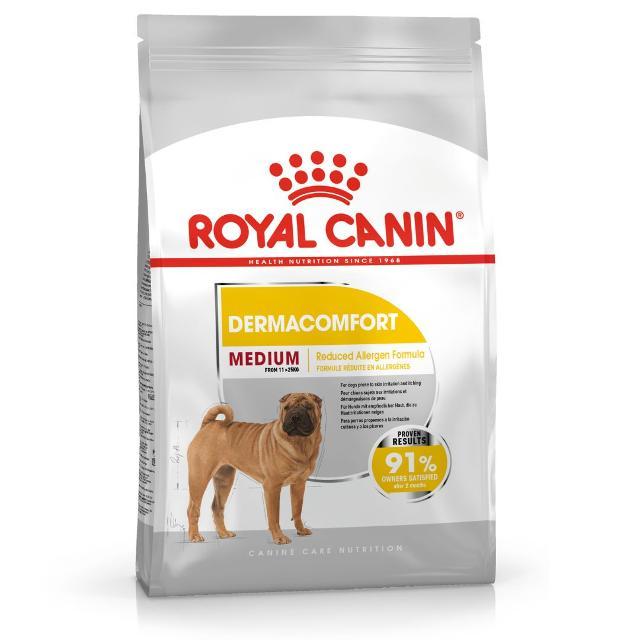 3kg - Medium Dermaconfort Perro / Royal Canin