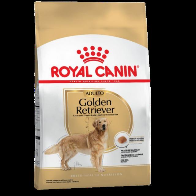 12kg - Golden Retriever Adult / Royal Canin