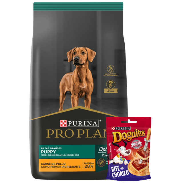 15Kg - Cachorro Raza Grande / Pro Plan