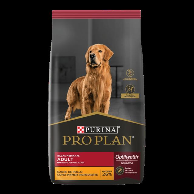15Kg - Adulto Raza Mediana / Pro Plan