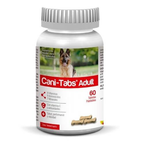 100 Tabletas - Suplemente Para Perros Adultos / Cani Tabs