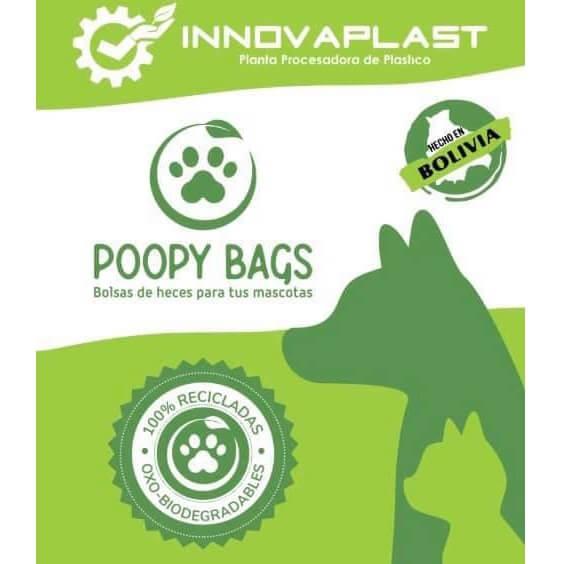 Bolsas Higienicas 50 Unidades / Poopy Bags