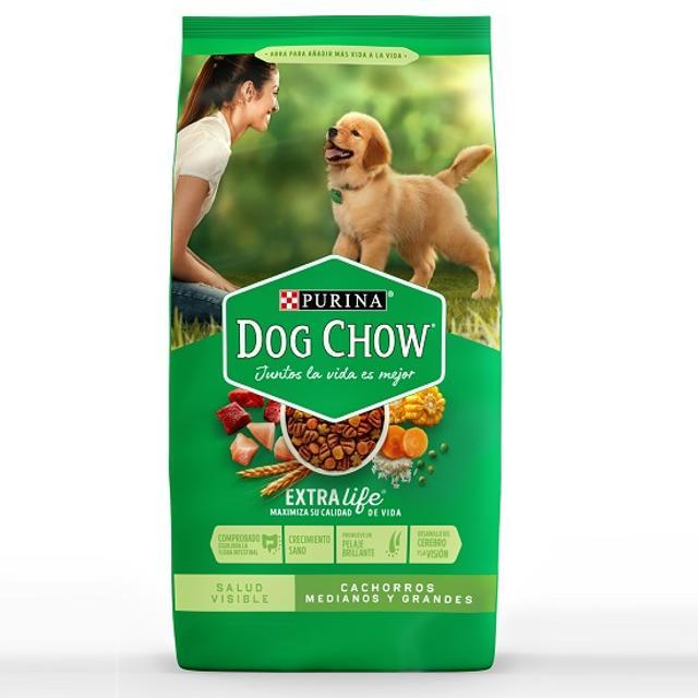 3Kg - Cachorro Raza Mediana y Grande / Dog Chow