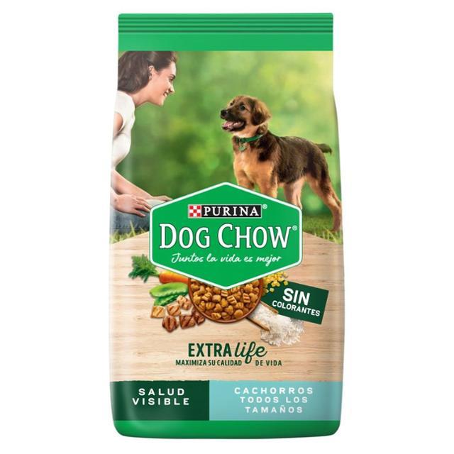 21Kg - Cachorro Raza Mediana y Grande / Dog Chow