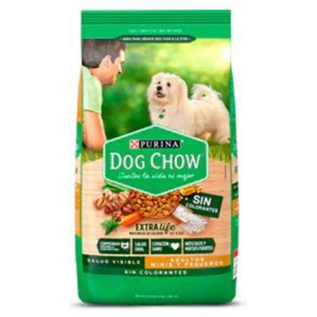 3Kg - Adulto Raza Pequeña / Dog Chow