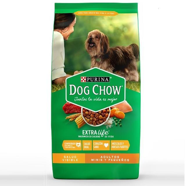 21Kg - Adulto Raza Pequeña / Dog Chow