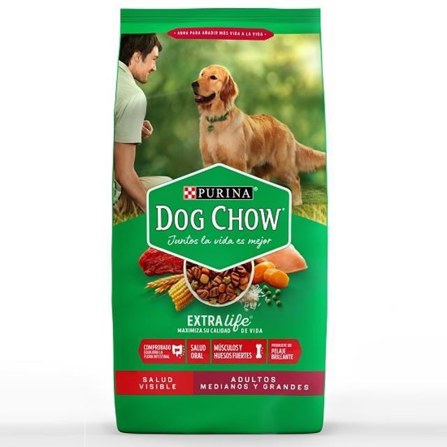 21Kg - Adulto Raza Med. Y Grande / Dog Chow