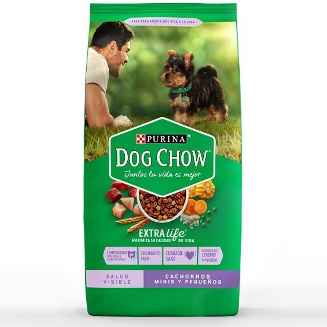 3Kg - Cachorro Raza Pequeña / Dog Chow