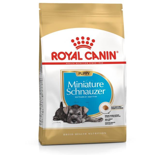 1.5kg - Schnauzer Junior / Royal Canin