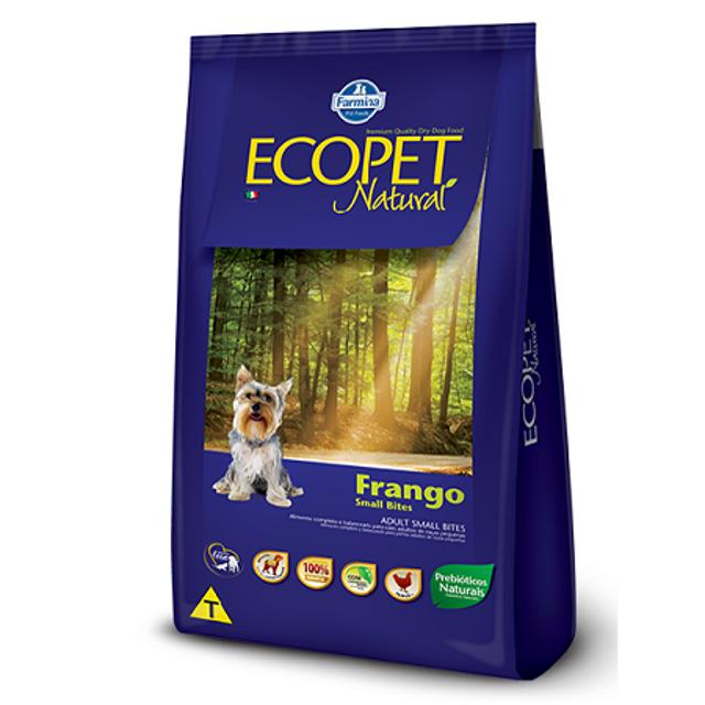 3kg - Adulto Raza Pequeña / Ecopet