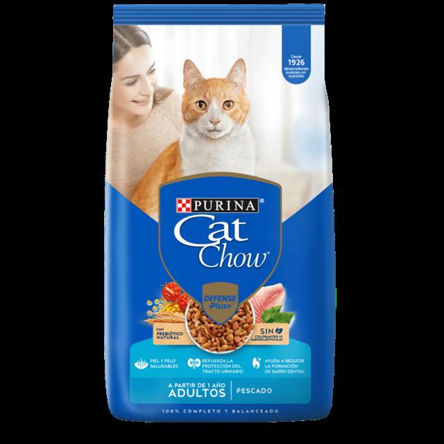15kg - Adulto Sabor Pescado / Cat Chow