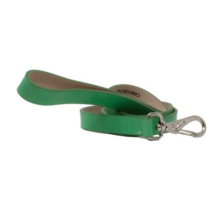 120 x 2.5cm - Correa Raza Grande Verde Primavera / Rocco