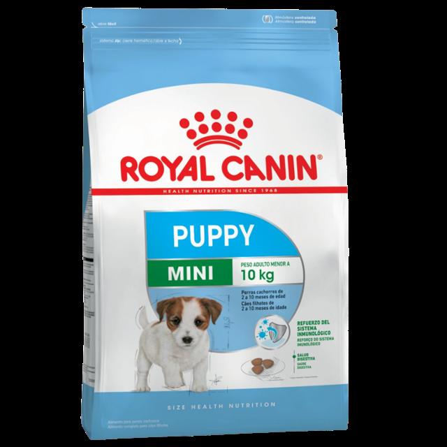 7.5kg - Mini Puppy / Royal Canin